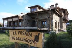La Posada de Gallegos, Camino de Matabuena s/n, 40162, Gallegos