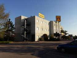 hotelF1 Epinal Nord, Zac De La Cobrelle , 88150, Épinal