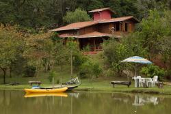 Pousada Rural Serra Verde, Estrada de Capanema Km 8.5  - Zona Rural, 34450-000, Glaura