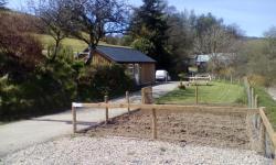 The Little Bunk House, Pwllpridd B&B, Maengwynedd, SY10 0DE, Llanrhaeadr-ym-Mochnant