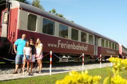 Ferienbahnhof Reichenbach, An der Reichenbach 6, 66994, Dahn
