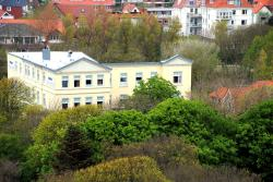 Hotel Villa im Park, Dorfplatz 16, 26486, Wangerooge
