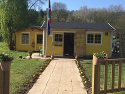 Camping Du Vieux Moulin, Chemin des Bergivaux, 72340, La Chartre-sur-le-Loir