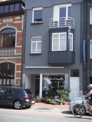 Apartment Pistache en Vanille, Kerkstraat 32, 8430, Middelkerke