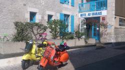 Hotel Au Marais, 46 48 Quai Louis Tardy, 79510, Coulon