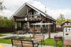 House in Pushchie, Derevnya Makovishe, 23, 225062, Makovishchi