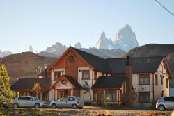 Hosteria Senderos, Perito Moreno 35, 9301, El Chalten