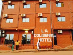 La Dolisienne, 65 Avenue Felix Eboue,, Dolisie