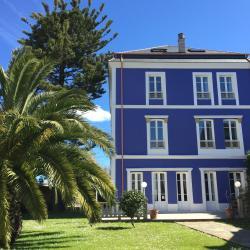 Hotel Gastronómico Parterre, Carlos III, 33, 27700, Ribadeo