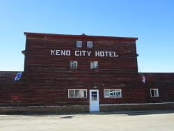 Keno City Hotel, Lot 46, Y0B 1M0, Keno City