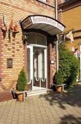 Hotel Frankfurter Hof, Frankfurter Straße 5, 65549, Limburg an der Lahn