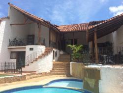 Casa Hotel Villa Paulina Barichara, Carrera 8 No. 8 - 56, 684041, Barichara