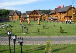 Hotel and restaurant complex Skolmo, Bogdana Khmelnytskogo Street 1B, 35311, Klevan'