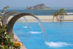 Tamacá Beach Resort Hotel, Carrera 2 nro 11A - 98 El Rodadero,  Santa Marta
