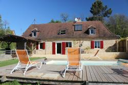 Holiday home La Petite Vallée, La Faille, 24580, Rouffignac Saint-Cernin