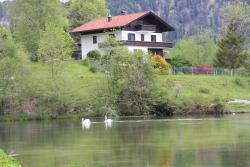 """Haus an den Lechauen, Platte 74 """"Petra Braun"""", 6600, Musau"""