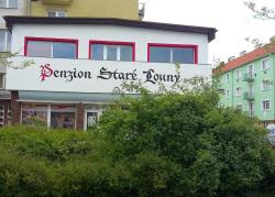 Penzion Staré Louny, Tyršovo náměstí 1967, 440 01, Louny