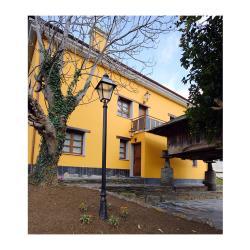 La Casa Abuelo Justo, Miñagon S/N, 33798, Miñagón
