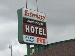 Esterhazy Motor Hotel, 1020 Park Ave, Po Box 1750, S0A 0X0, Esterhazy