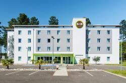 B&B Hôtel Mont-de-Marsan, 111, Allée Mamoura, 40090, Saint-Avit