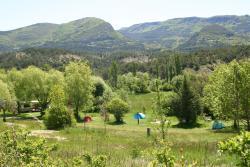 Camping des Catoyes, Lieu dit Les Catoyes Route départementale 30, 05700, Orpierre