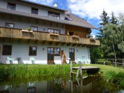 Landhaus Nockalm, Fichtenweg 14, 9546, 巴德小基希海姆