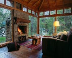 El Aura Lodge, Ruta Provincial 71 km 40, 9201, Lago Futalaufquen