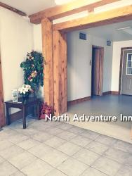 North Adventure Inn, 517 Highway 11 West, P0L 1C0, Cochrane