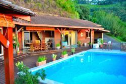 Tahiti Private Villa, pk 25,50 cote montagne Servitude VAITIARE 1, 98711, Paea