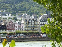 Hotel Garni Günther, Rheinallee 40, 56154, Boppard