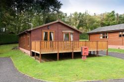 Bracken Lodge, No 2 Forest Glade, Eden valley holiday park, Lanlivery, PL30 5BU, Lanlivery