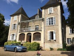Le Château, 1 route de Bresse, 71460, Champagny-sous-Uxelles