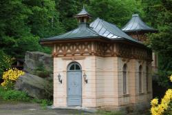 Ferienwohnungen Jagdschloss Bielatal, Schweizermühle 1, 01824, Bielatal