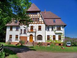 Gutshaus Alt Necheln, Dorfstr. 6, 19412, Thurow