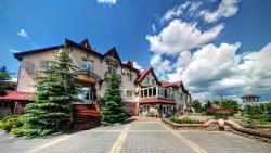 Hotel Complex Knyaz Oleg, Oblisky Street 38, 77500, Dolyna