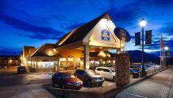 Best Western Plus Prestige Inn Radium Hot Springs, 7493 Main Street West, V0A 1M0, Radium Hot Springs