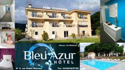 Hotel Bleu Azur, 5 rue André Malraux, 66700, Argelès-sur-Mer
