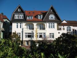 Kurvilla Fürstin Pauline, Moltkestrasse 2+2A, 32105, Bad Salzuflen