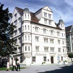 Der Fuerstenhof, Rathausplatz 8, 87435, Kempten