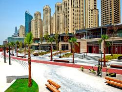 One Bedroom Apartment - Bay Central Tower, Dubai Marina, Bay Central Tower,, Dubai