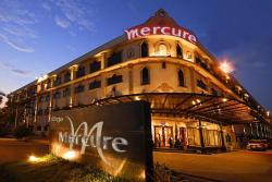 Mercure Vientiane, Unit 10 Samsenthai Road P.O.Box 585, 01000, Vientiane