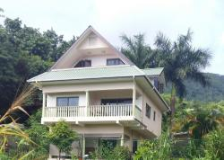 Belle Montagne Holiday Apartments, Barbaron Estate,, GrandAnse