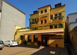 Hotel U Radnice, Pivovarská 575, 44001, Louny