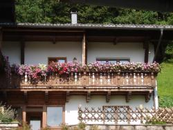 Ferienwohnung Wörndl, Kühbergstraße 37, 5324, Faistenau