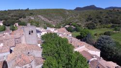 Le Mimosa, 10 place de la Fontaine, 34725, Saint-Saturnin-de-Lucian