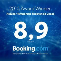 Alquiler Temporario Resistencia Chaco, Saavedra 555 5 D, 3500, Resistencia