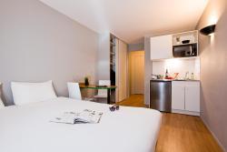 Aparthotel Adagio Access Paris Maisons-Alfort, 13 Rue Eugene Renault, 94700, Maisons-Alfort