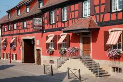 Hotel Père Benoît, 34, Route de Strasbourg, 67960, Entzheim