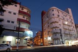 Hotel Dom Rafael Express, Av. Rio Branco, 192 Av. Rio Branco, 228, 97001-420, Santa Maria