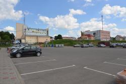 Hotel Glubokoe, Moskovskaya Street 7, 211800, Hlybokaye